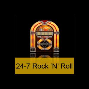 Радио 24-7 Niche Radio - Rock 'n' Roll США, Скоттсдейл