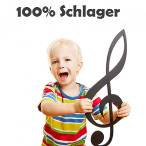 rádio 100prozentschlager Alemanha