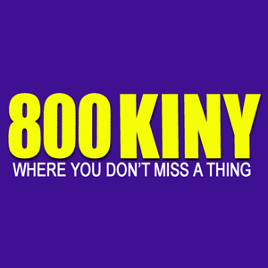 rádio KINY 800 AM Estados Unidos, Juneau