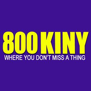 radio KINY 800 AM Stati Uniti d'America, Juneau
