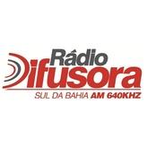 Radio Difusora Sul da Bahia (Itabuna) 640 AM Brasilien