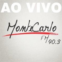 radio Montecarlo FM (Criciúma) 90.3 FM Brazylia
