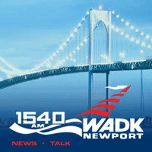 radio WADK - News Talk Smooth Jazz (Newport) 1540 AM Stati Uniti d'America, Rhode Island