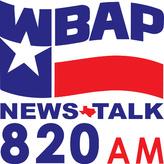 radio WBAP News Talk 820 AM Estados Unidos, Dallas
