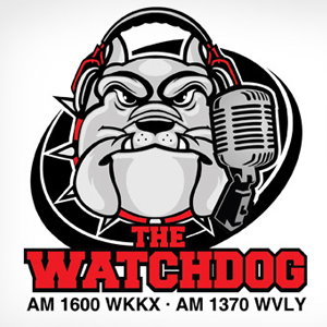 radio WKKX - THE WATCH DOG 1600 AM Stati Uniti d'America, Wheeling