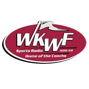 rádio WKWF AM Sports Talk Radio 1600 AM Estados Unidos, Key West