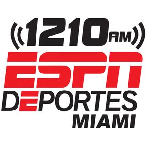 rádio WNMA - ESPN Deportes 1210 AM Estados Unidos, Miami