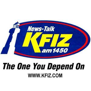 radio KFIZ - News-Talk (Fond du Lac) 1450 AM Stati Uniti d'America, Wisconsin