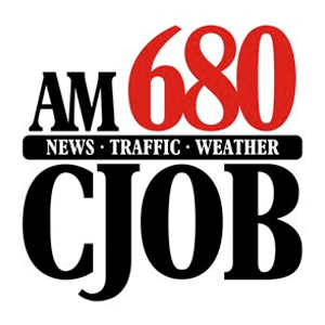 radio 680 CJOB 680 AM Canadá, Winnipeg