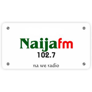 rádio Naija FM 102.7 FM Nigéria, Lagos