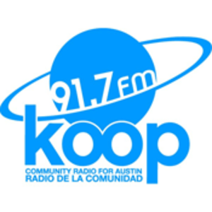 rádio KOOP 91.7 FM Estados Unidos, Austin