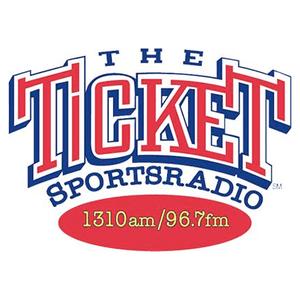 radio KTCK - The Ticket 96.7 FM Stati Uniti d'America, Dallas