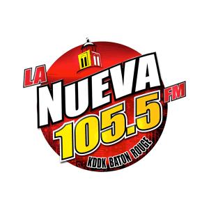 radio KDDK - La Nueva 105.5 FM Stany Zjednoczone, Baton Rouge