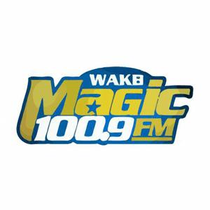 radio WAKB - Magic 100.9 FM Estados Unidos, Augusta