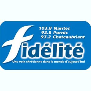 radio Fidélité 103.8 FM Francia, Nantes