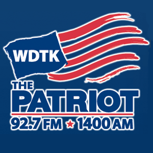 radio WDTK - The Patriot 1400 AM Estados Unidos, Detroit