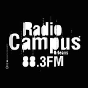 rádio Campus Orléans 88.3 FM França, Orleans