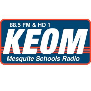 radio KEOM (Mesquite) 88.5 FM Estados Unidos, Texas