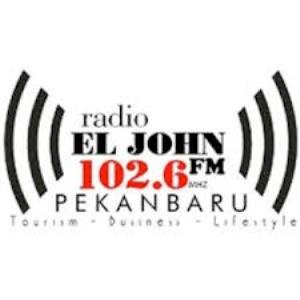 Радио EL JOHN 102.6 FM Индонезия, Пеканбару
