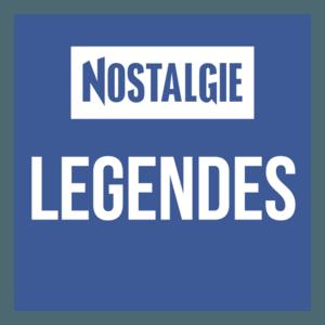 radio Nostalgie Légendes Frankrijk, Parijs