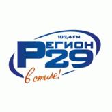 radio Регион 29 107.4 FM Russie, Arkhangelsk