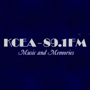 radio KCEA (Atherton) 89.1 FM United States, Californie