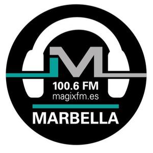 radio Magix FM 100.6 FM Spagna, Marbella