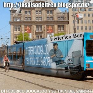 Radio La Salsa del Tren Spanien