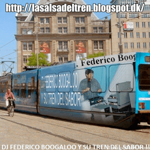 radio La Salsa del Tren Hiszpania