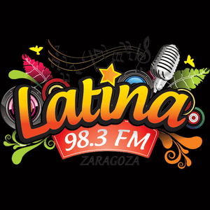 Radio Latina 98.3 FM Spain, Zaragoza