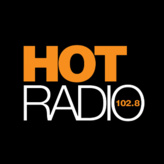 radio Hot Radio 102.8 FM Royaume-Uni, Poole