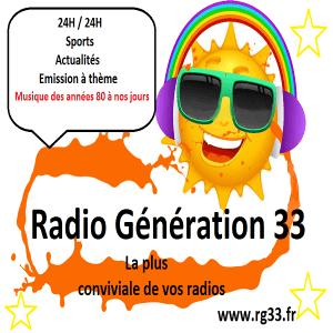 Radio Génération 33 Frankreich