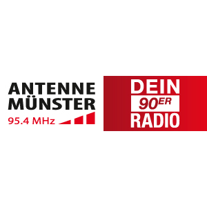 radio ANTENNE MÜNSTER - Dein 90er Radio Germania