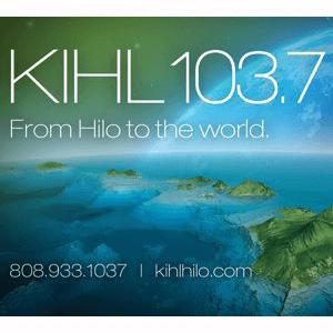 Radio KIHL (Hilo) 103.7 FM Vereinigte Staaten, Hawaii