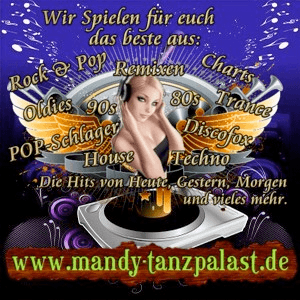 Radio Mandy-Tanzpalast Germany