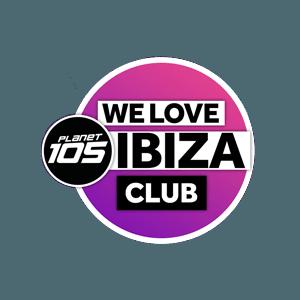 Radio Planet 105 - We Love Ibiza Club Schweiz, Zürich