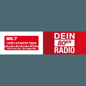 radio Emscher Lippe - Dein 80er Radio l'Allemagne