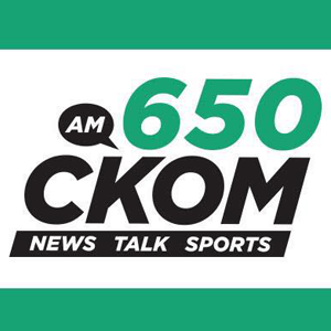 rádio CKOM News Talk Sports 650 AM Canadá, Saskatoon