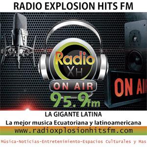 Радио Explosion Hits FM Эквадор