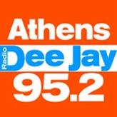 rádio Athens Deejay 95.2 FM Grécia, Atenas