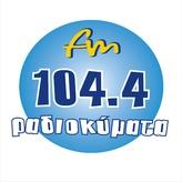 radio Radiokymata 104.4 FM Grecia, Salonicco