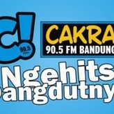 Radio Cakra Bandung 90.5 FM Indonesien, Bandung