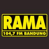 radio Rama FM 104.7 FM Indonesia, Bandung
