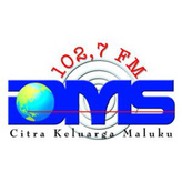 radio DMS 102.7 FM Indonesia, Ambon