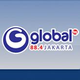 rádio Global Radio 88.4 FM Indonésia, Jacarta