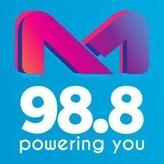 rádio M Radio FM 98.8 FM Indonésia, Surabaya