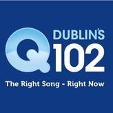 radio Q102 102 FM Irlanda, Dublin