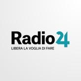 radio 24 104.8 FM Italie, Milan