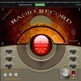 radio Record 93.7 FM Italië, Milaan