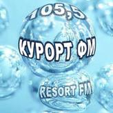 radio Курорт 105.5 FM Rusia, Goryachy Klyuch